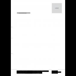 MEGA - Briefbogen01 - 1stg - 4/0fbg