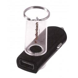 Autoadapterschlüsselanhänger