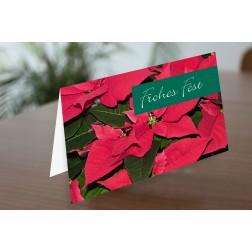 MEGA 04 Weihnachtskarte DINA6 - 4 Seiten